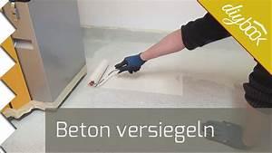 Bodenbeschichtung Aussen Rutschfest : beton versiegeln 2k epoxidharz bodenbeschichtung youtube ~ Eleganceandgraceweddings.com Haus und Dekorationen