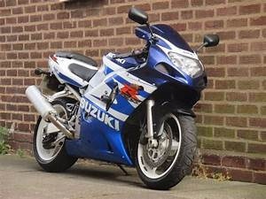 Suzuki Gsxr 600 K2 2002 Great Bike In Great Condition