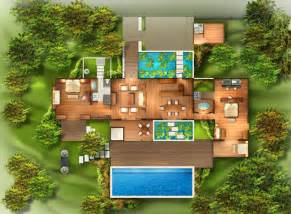 Delightful Tropical House Designs by From Bali With Tropical House Plans From Bali With