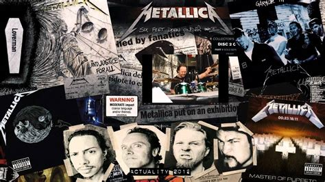 Metallica The Best Of... & Garage Inc. [hq]