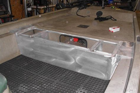 Jon Boat Casting Deck Ideas by Deck Extensions Fishon Fabrications