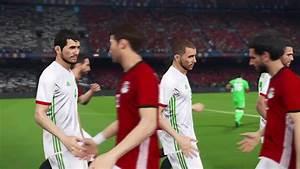 PES 2018 NEW KITS 2018 ALGERIE EGYPT MAROC YouTube