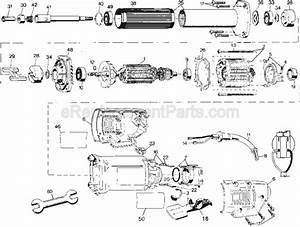 Dewalt Dw887 Parts List And Diagram