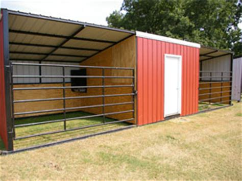 Loafing Shed Kits Missouri by Image Gallery Livestock Shed