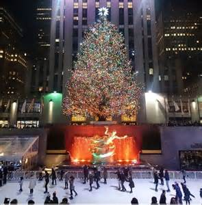 Christmas Tree Rockefeller Center Hours by Nyc Christmas Tree Buying Guide