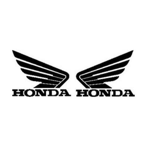 Honda Wings (2) Vinyl Stickersdecals (motorcycle, Bike. Runescape Logo. Stadium Logo. Aspect Signs Of Stroke. Diabetic Dyslipidemia Signs