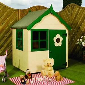 la cabane de jardin pour enfant est une idee superbe pour With ordinary meuble pour petite entree 3 le meuble console d entree complate le style de votre