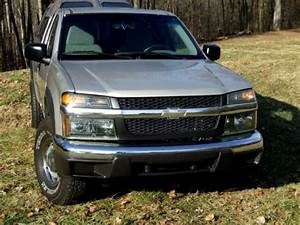 Find Used 2005 Chevy Colorado Extended Cab  4x4  Manual  4