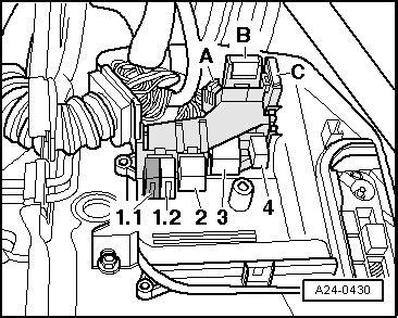 Audi Workshop Manuals Cabriolet Power Unit