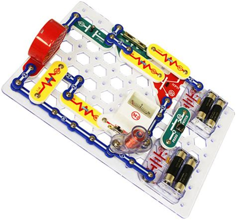 Snap Circuits Extreme With Computer Interface