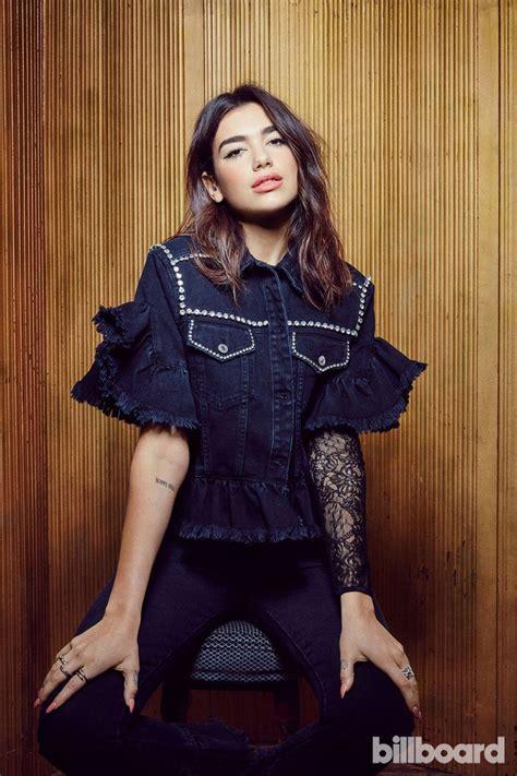 Dua Lipa - Photographed for Billboard Magazine (2017 ...