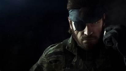 Gear Solid Metal 4k Snake Wallpapers Resolution