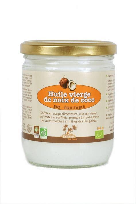 coco cuisine huile de noix de coco cuisine 28 images huile vierge