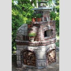 """Pizza Oven Kit 47"""", Wood Fired, Indoor & Outdoor, Volta"""