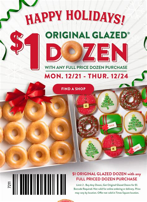 Valid and verified community coffee deal, updated today: 20% OFF Krispy Kreme Coupons, Promo Codes January 2021