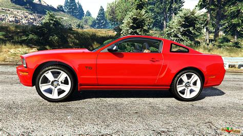 2005 Mustang Gt 0 60 by Ford Mustang Gt 2005
