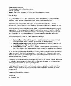 Sample Email Cover Letter 8 Examples In Word PDF Administrative Assistant Cover Letter Bbq Grill Recipes Administrative Assistant Job Cover Letter Executive Executive Assistant Cover Letter 11 Free Word Documents