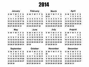 2014 yearly event calendar template driverlayer search With 2014 calendar australia template