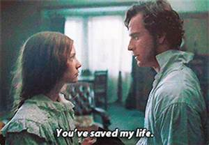 fire is a horrible death. You've saved my life – MOVIE QUOTES