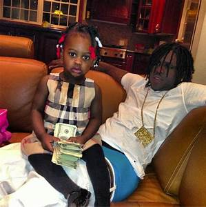 Chief Keef's 30-Year-Old Baby Mama Flaunts Her $26,000 ...
