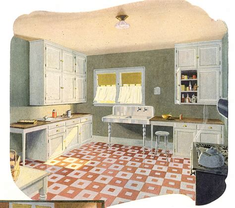 retro cabinets kitchen from the archive the kitchen 1926 gordon tine 1926