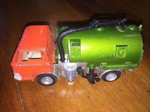 DINKY TOYS FORD D800 JOHNSTON ROAD SWEEPER, 451, c1971   eBay