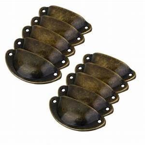 Poignée De Meuble Vintage : bouton de meuble vintage achat vente pas cher ~ Dailycaller-alerts.com Idées de Décoration