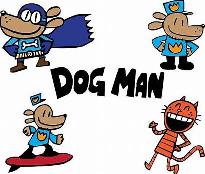 Dogman Clipart Dog Svg Comic Transparent Dxf