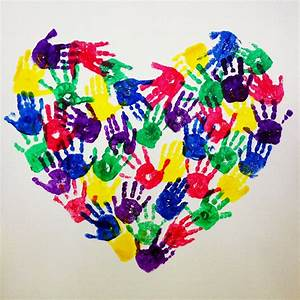 The Halls: Handprints From The Heart