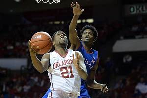 Men's Oklahoma Basketball Is Down This Season, but Against ...