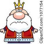 Clipart Sad Royal King Royalty | Clipart Panda - Free ...