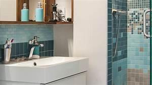 Exemple De Petite Salle De Bain : immobilier plan de salle de bain 6m2 ~ Dailycaller-alerts.com Idées de Décoration