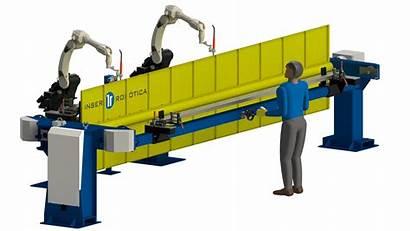 Manufacturing Soldadura Robotica Robots Welding Robotic Racks