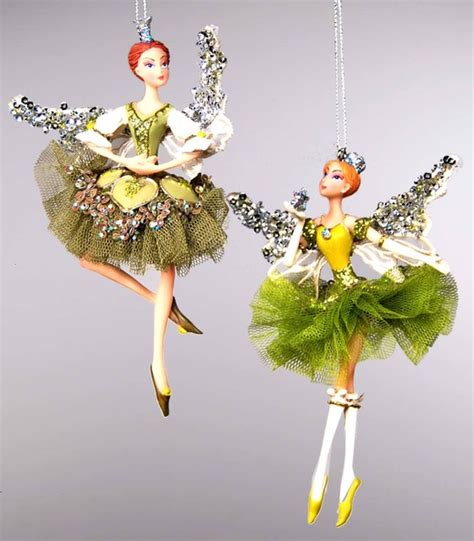 katherines collection magnolia fairy ornaments