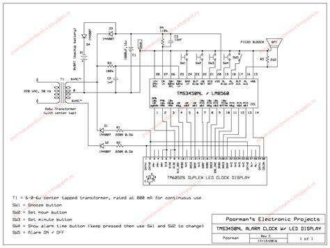 Poorman Electronic Projects Simple Cheap Alarm