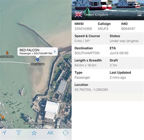 Boat Crash East Cowes by Lifeboats Launched After Passenger Ferry Collides With