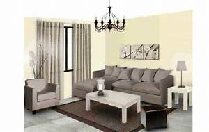 idee deco salon youtube With deco salle a manger taupe