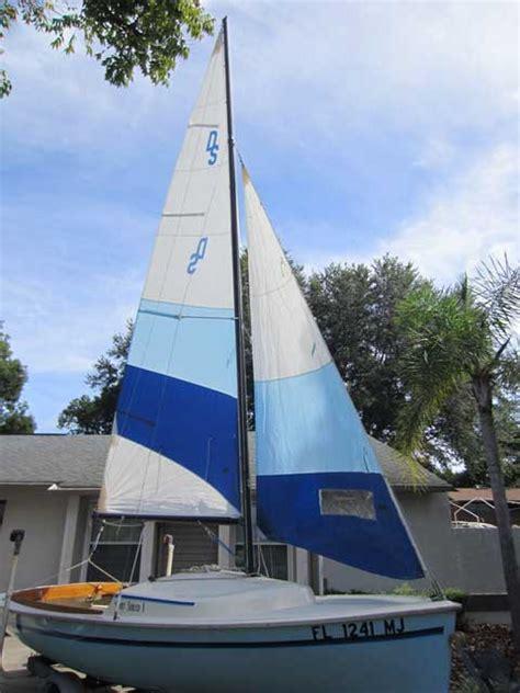 spindrift daysailer   orlando florida sailboat