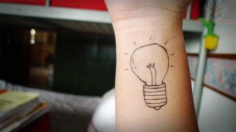 incredible bulb tattoos