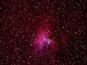 Eagle Nebula Astrophotos - Pics about space
