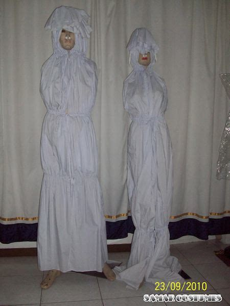 Pocong Note and horror collection samarcostumes and beyond