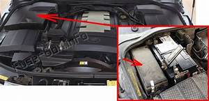 Fuse Box Diagram Land Rover Discovery 3    Lr3  2004