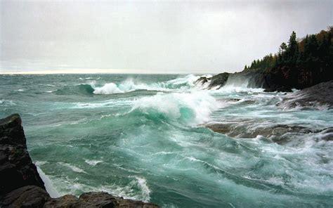 frozen fury   white hurricane lake superior magazine