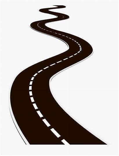 Road Clipart Zig Zag Transparent Path Route