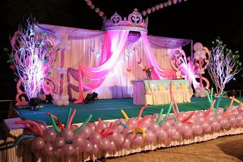 elegant   popular birthday theme decorations