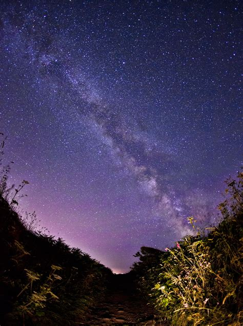 The Milky Way Cornwall Guide
