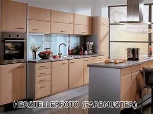 Küchenzeile L Form : k che l form k chenzeile alno ag birke apothekerschrank ~ Bigdaddyawards.com Haus und Dekorationen