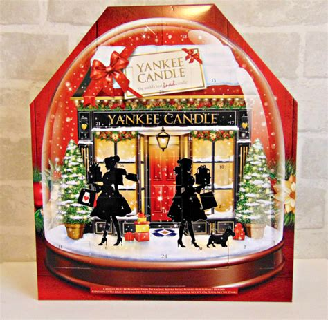 blog yankee candle advent