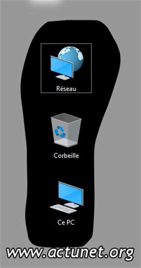 afficher icone bureau windows 10 afficher des icônes système sur le bureau
