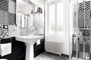 Style De Salle De Bain : salle de bain style art d co st just en chauss e ~ Teatrodelosmanantiales.com Idées de Décoration